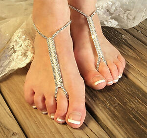How to Wear Barefoot Sandals