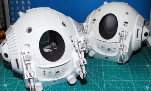 1:48 Scale DIY 3D Paper Model 2001 Space Odyssey EVA pod Single Capsule Puzzle