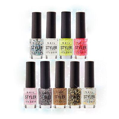 [It's skin] Nail Styler Glitter 6.6ml
