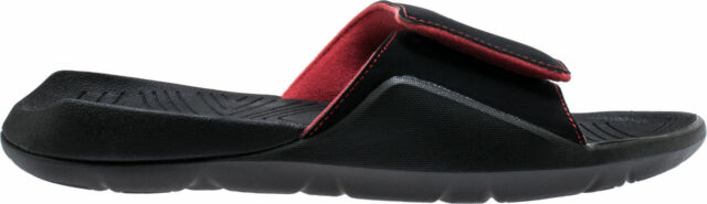 buy online 28681 5a0c5 Air Jordan Hydro 7 VII Sandal Slide Black Red Sz 10 Aa2517-003. S ...