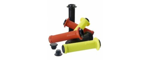 New Pair of DA BOMB PARTICLE Lock-On MTB Grips 3 Colors