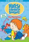 Harry Bucket Full of Dinosaurs Play M 0025192217913 DVD Region 1