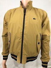 New Lacoste Men's Sports Jacket, Camel, size XXS (EUR 46)