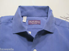 Ralph Lauren Purple Label  S 37-38/ 14,5 SEIDE 495€   ABSOLUT AUSGEFALLEN 5492