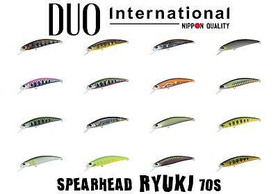 Duo Spearhead Ryuki 70S Quattro Sinking Lure SMA4083 1769