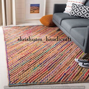 Rectangle Natural Braided Floor Mat