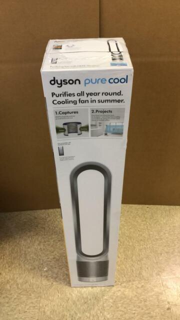 Dyson Pure Cool Air Purifier & Tower Fan -TP01-308247-01- White/Silver