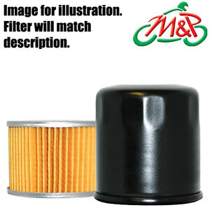 DR-125-Supermoto-2011-High-Quality-Replacement-Oil-Filter
