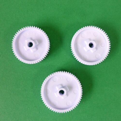 Delrin Spur Gear Set for Tamiya TT01 TT01D TT01E TT01R 55T 58T 61T1.00