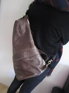 Nappa Handschoen Bodybag Echt schoudertas Soft Nieuw 1 Shopper in Uniseks 2 leer 5cAq4jLS3R