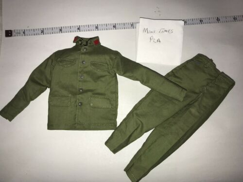 1//6 minitimes Vietnam chinois uniforme-NVA Vietcongs-Dragon