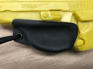 Kydex-Trigger-Guard-for-Sig-P239-Black