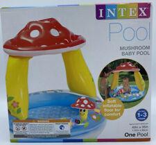 INFLATABLE INTEX MUSHROOM BABY POOL NEW IN BOX SHIPS FREE