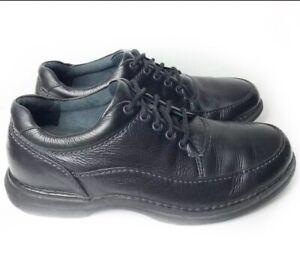 Rockport-11-Black-Leather-Men-039-s-World-Tour-Classic-Sneaker-Lace-Up-100