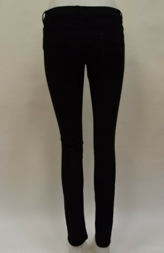 New Look Yes Yes Black Ripped Low Waist Skinny//Slim Jeans All Sizes 6 to 18