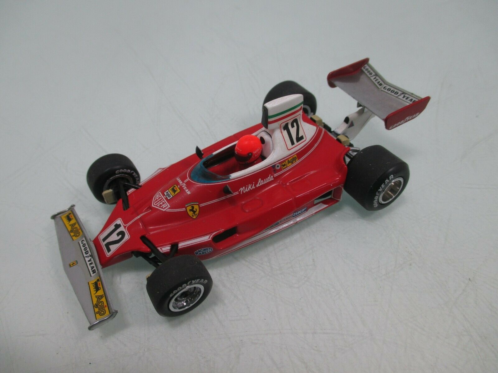 Ferrari 312T Niki Lauda Formel 1 Italien World Champion 1975 1 43  12.o (WM7609)
