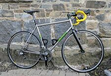 Independent Fabrication SSR. Stainless Steel Road Bike. Custom Built. 58CM