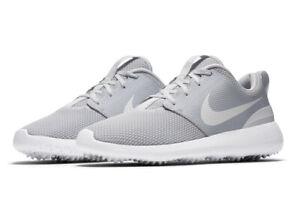 Nike Roshe G Spikeless Golf Shoes Men S Pure Platinum Nwob Ebay