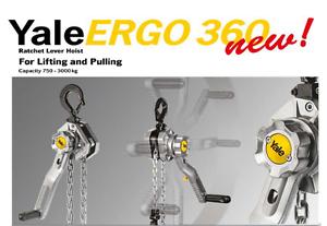 Yale-ERGO-360-750-Ratchet-Lever-Hoist-Capacity-750kg-HOL-1-5m