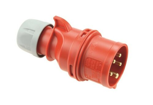 CEE Starkstromkabel H07BQ-F 5x1,5 mm²  16A Verlängerungskabel ab 3m