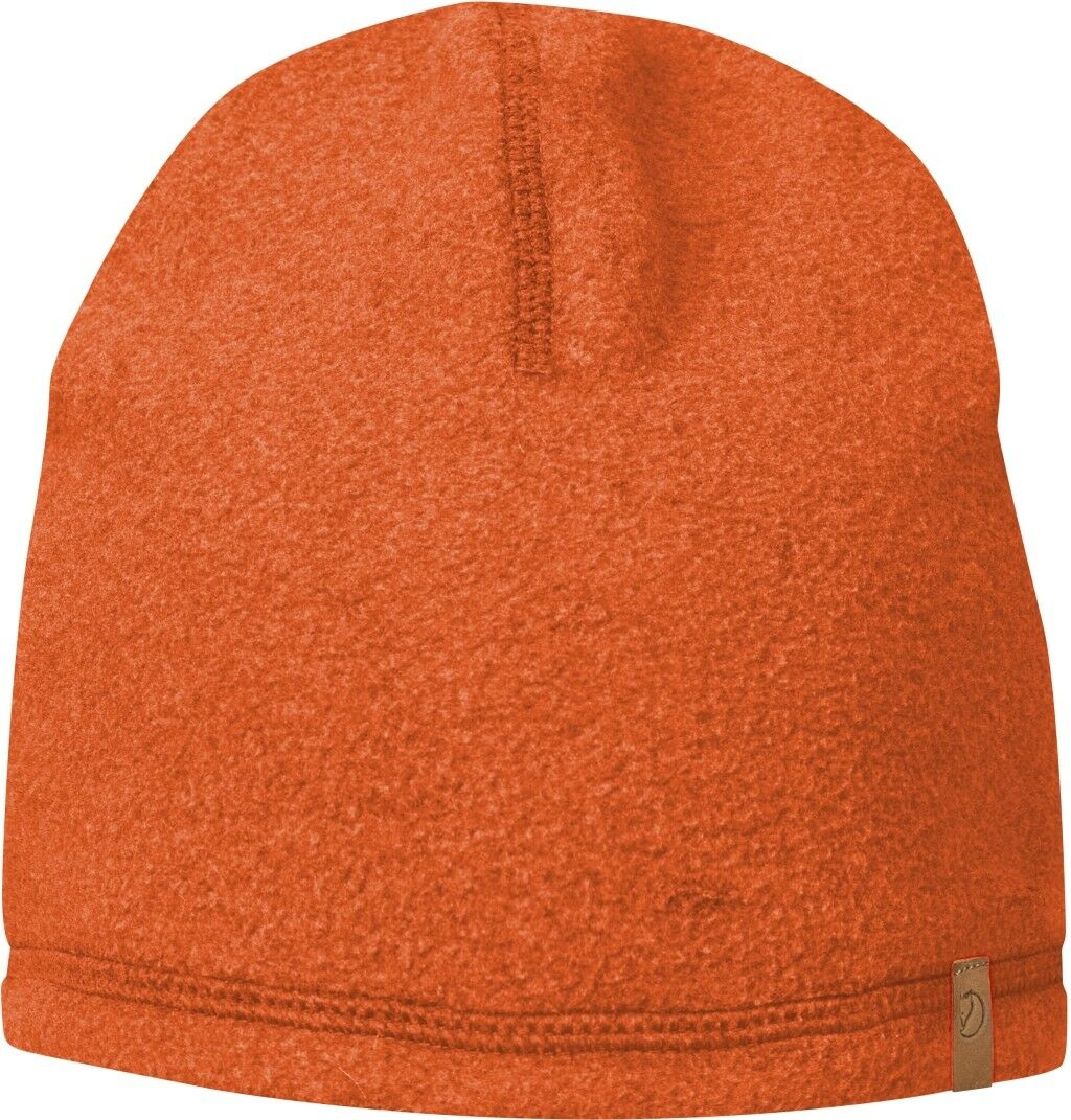 Fjällräven Lappland Fleece Hat 77326 safety orange Fleecemütze Mütze Jagdmütze