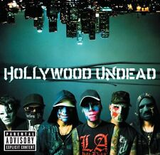 Swan Songs [PA] by Hollywood Undead (CD, Sep-2008, Octone Records)