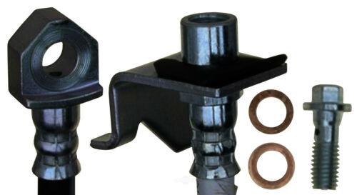 Brake Hydraulic Hose Front Left ACDelco Pro Brakes 18J4298
