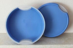 TUPPERWARE - Dolce Vita A 125 - 1,7 Liter - Keksdose - blau - Berneck, Deutschland - TUPPERWARE - Dolce Vita A 125 - 1,7 Liter - Keksdose - blau - Berneck, Deutschland