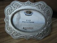 Western Decor 4 X 6 Belt Bucklesilver 77086 Montana Silversmiths Photo Frame
