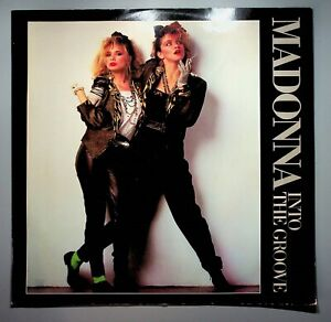 """MX / 12 """" - MADONNA - INTO THE GROOVE"""