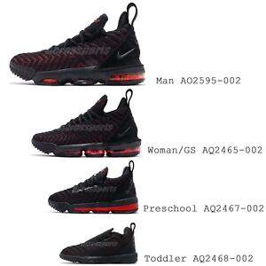 dfa9faaf74d Nike Lebron XVI EP LBJ 16 James Fresh Bred Basketball Shoes LA ...