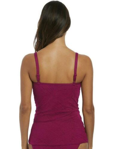 Fantasie Ottawa Scoop Neck Underwired Tankini Top 6362 New Womens Swimwear