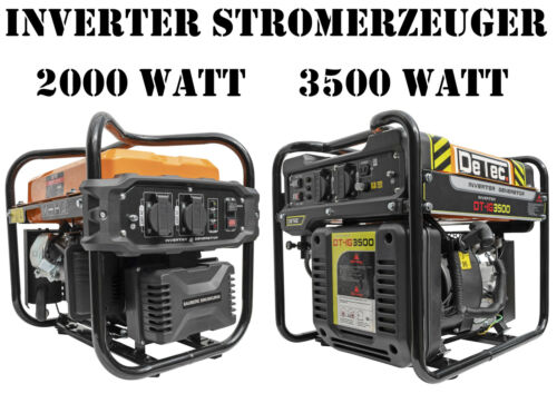 Inverter producteurs d/'électricité Essence électricité Agrégat électricité Générateur 230 V Max 3500 W