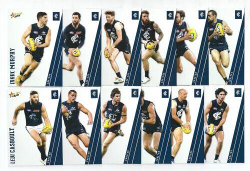 2015 Select Champions CARLTON Team Set