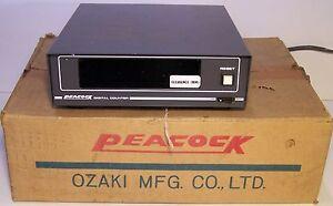 PEACOCK-OZAKI-C-5-DIGITAL-METER-85C716