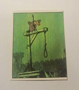 Panini-Robin-des-bois-259-Walt-Disney-Productions-Figurine-Sticker-1982-82