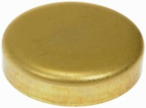 BRASS Engine Expansion Plug Rear Dorman 565-034 1