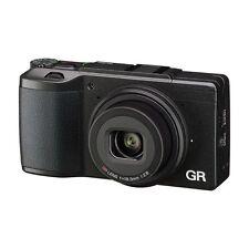 Ricoh GR II 16.2MP Wi-Fi Digital Camera -Black - *Free shipping from Japan*