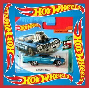 Hot-Wheels-2020-64-CHEVY-IMPALA-58-250-NEU-amp-OVP