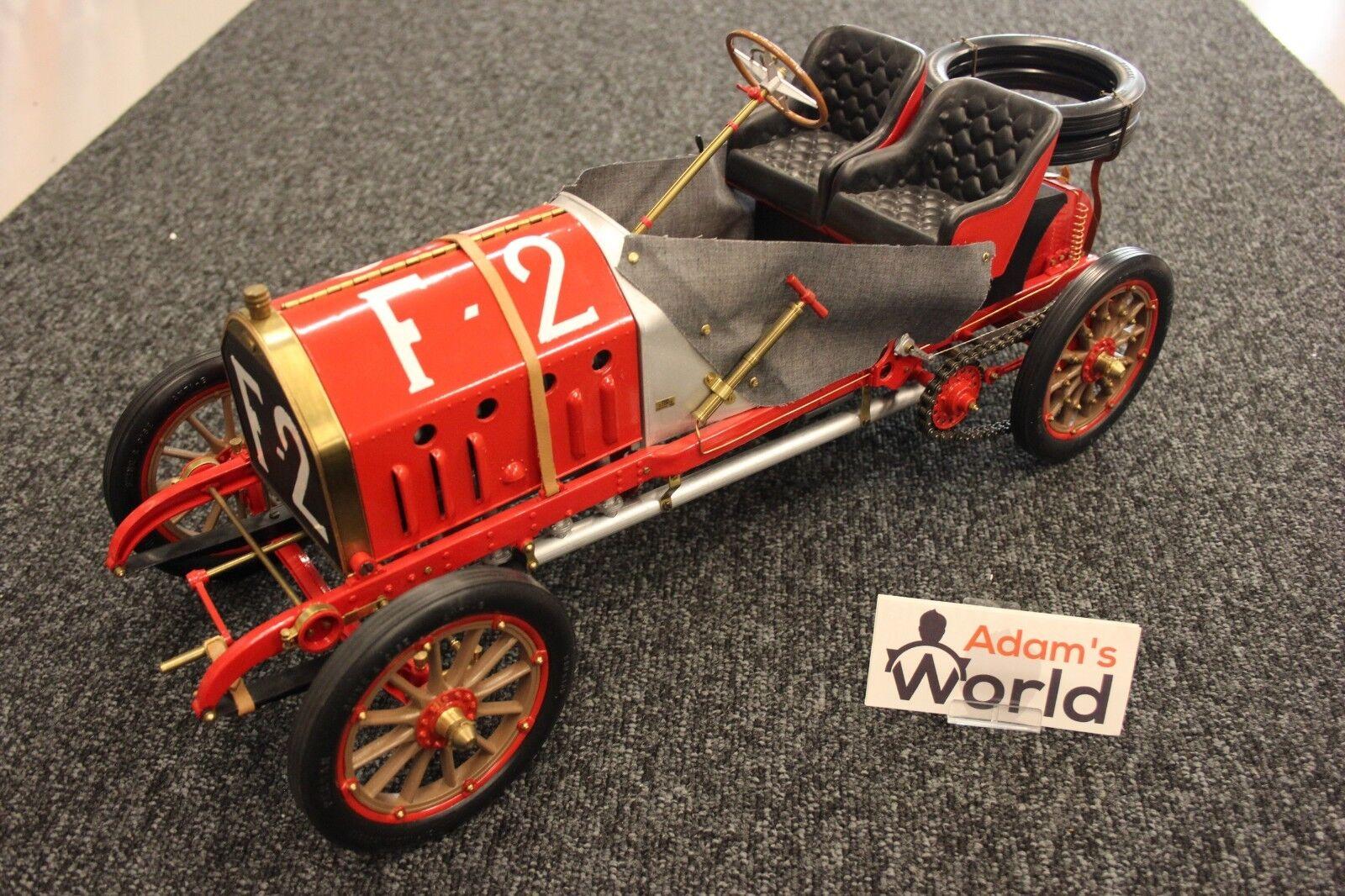 Pocher proffessionally built kit Fiat F2 1 8 Grand Prix de France 1907