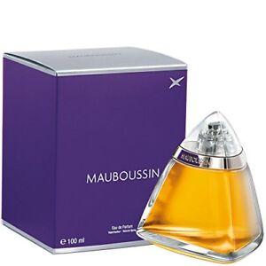Parfum-MAUBOUSSIN-L-039-ORIGINAL-Pour-Elle-100-ml-EDP