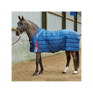 Details About John Whitaker 300g Union Jack Heavyweight Standard Neck Horse Le Rug