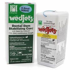 Coltene Wedjets Dental Dam Stabilizing Cord 7ft 2m X Small 08040 Original