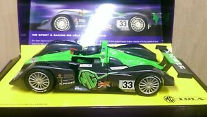 Scalextric-C2366A-MG-Lola-Le-Mans-2001-No-33-Factory-Sample-New