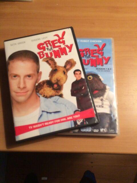 Greg the Bunny: DVD's Fox (Region 1) And IFC (Region 4) Complete.