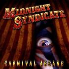 Carnival Arcane by Midnight Syndicate (CD, Aug-2011, CD Baby (distributor))