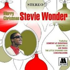 STEVIE WONDER - MERRY CHRISTMAS  CD NEU