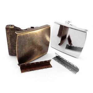 Plain-40-mm-Webbing-Belt-Buckle-set-Brand-New-Repair-DIY-AVY
