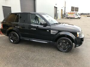 2010 Range Rover Sport Supercharged 510