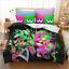 Kid 3D Painting Bedding Set Splatoon Duvet Cover Pillow Case Quilt Cover Bed Set